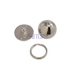 Button & Ring (Plastic)