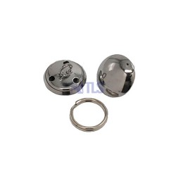 Button & Ring (Metal)
