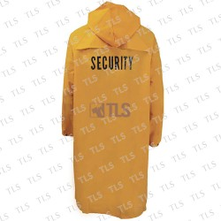 Raincoat (Heavy Duty) SECURITY